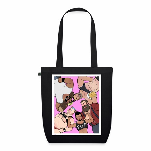 Bear Pile - EarthPositive Tote Bag