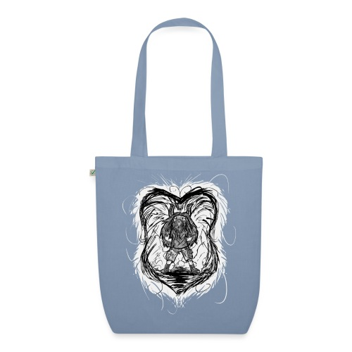 Horned Metalhead - EarthPositive Tote Bag