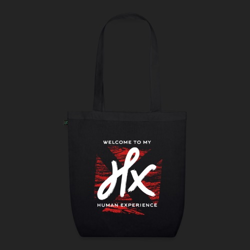 welcome to my human experience - Sac en tissu biologique
