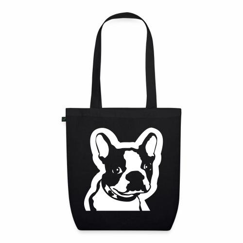 Bulldog francés - Bolsa de tela ecológica