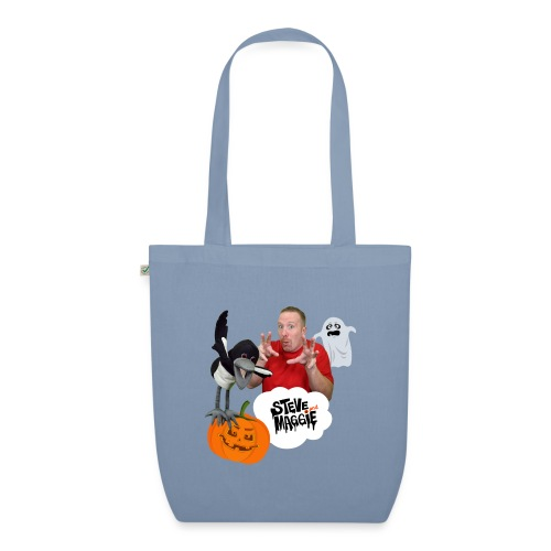 Happy Halloween with Steve and Maggie - EarthPositive Tote Bag