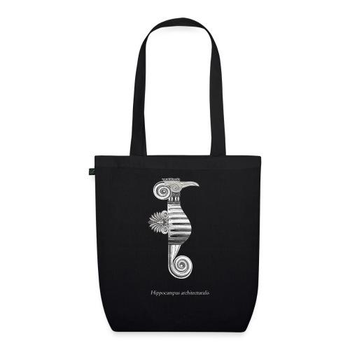 hippocampus architecturalis (épuré) - Sac en tissu biologique
