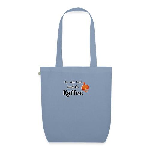 kaffeeVogel.png - Bio-Stoffbeutel