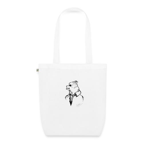 InkedThe Dog style bak LI - Bolsa de tela ecológica