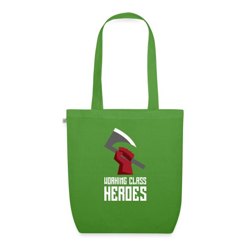 WORKING CLASS HEROES - EarthPositive Tote Bag