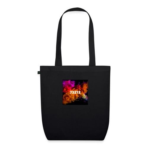 73312 Farbexplosion - Bio-Stoffbeutel