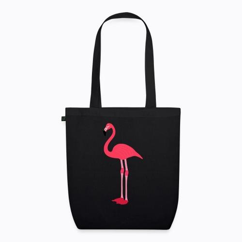 flamingo - EarthPositive Tote Bag