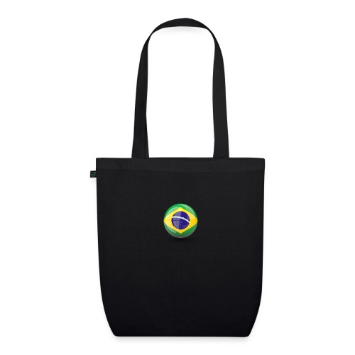 Símbolo da Bandeira do Brasil - EarthPositive Tote Bag