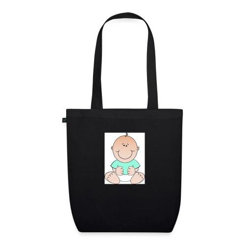 rompertje baby jongen - Bio stoffen tas
