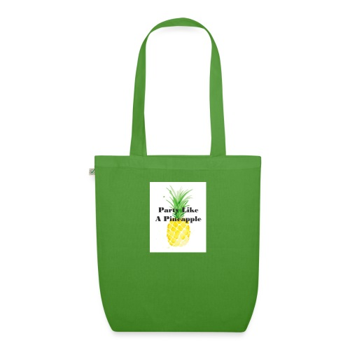 Party like A Pineapple tas - Bio stoffen tas