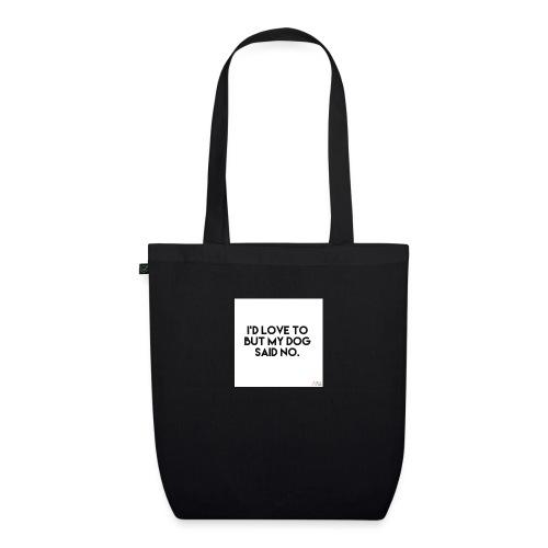 Big Boss said no - EarthPositive Tote Bag