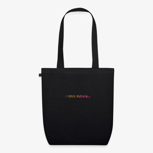 kocham jesień - Ekologiczna torba materiałowa