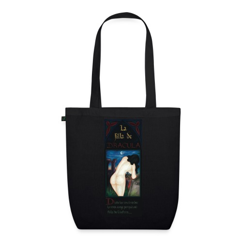 Dracula´s Daughter - EarthPositive Tote Bag