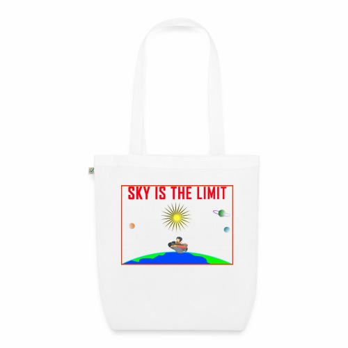 Sky is the limit - EarthPositive Tote Bag