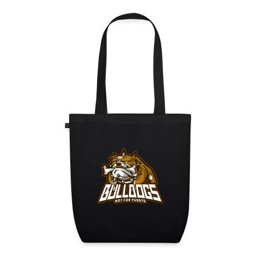 Bulldogs, not for pussys - Bio stoffen tas