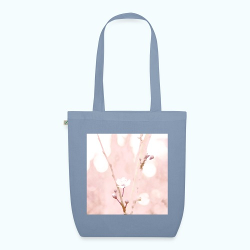 Cherry tree watercolor minimalism - EarthPositive Tote Bag