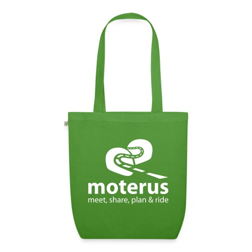 Moterus Vertical - Bolsa de tela ecológica