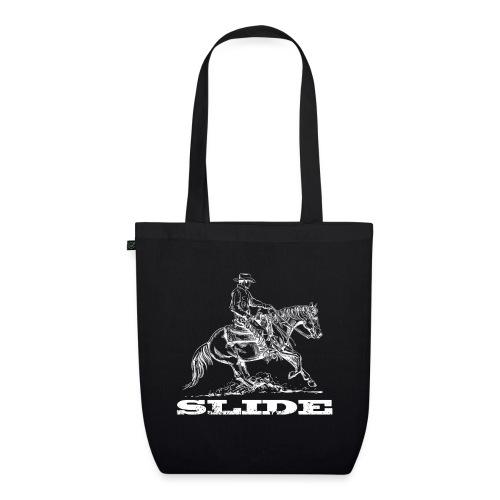 Sliding Stop Westernreiter Reining - Bio-Stoffbeutel