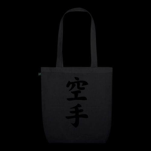 karate - Ekologiczna torba materiałowa