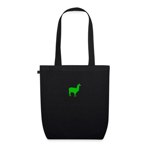 Lama - Bio stoffen tas