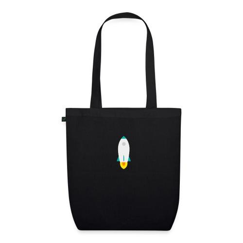 rocket - Bolsa de tela ecológica