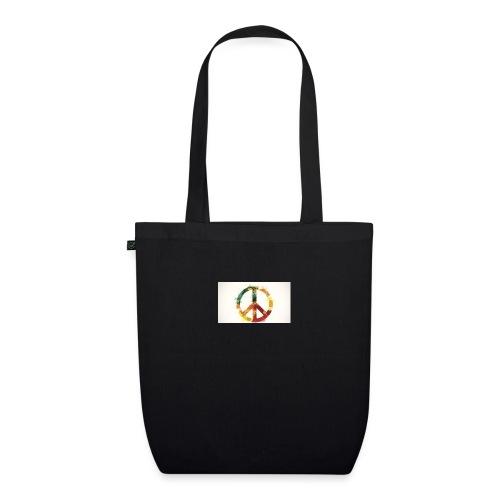 peace mok - Bio stoffen tas