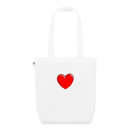 Love shirts - Bio stoffen tas