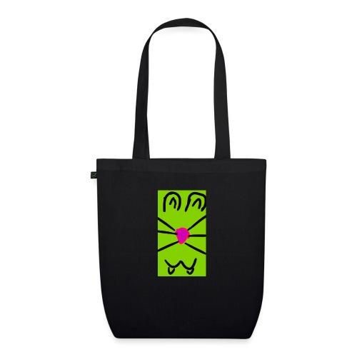 Gato :3 - Bolsa de tela ecológica