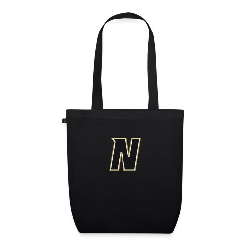 Nordic Steel Black N - EarthPositive Tote Bag