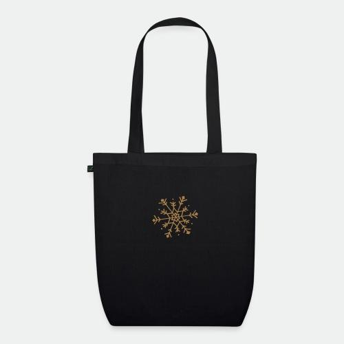 Cute snowflake - EarthPositive Tote Bag