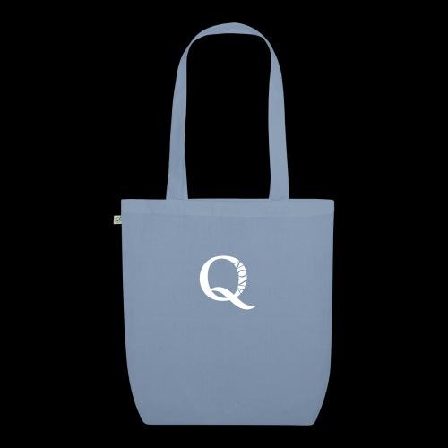 Q Anon Q-Anon Original Logo - Bio-Stoffbeutel