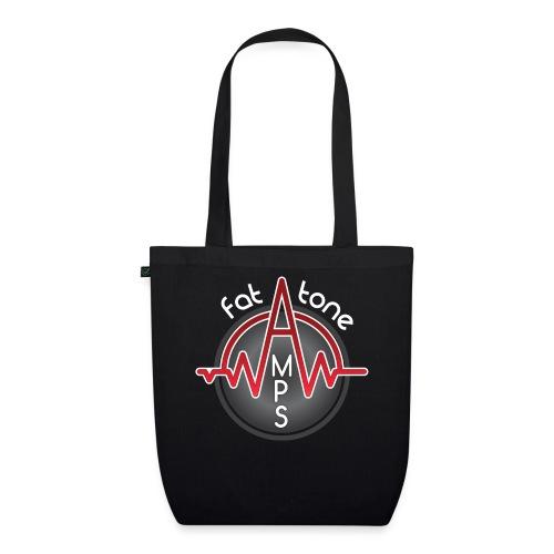 Fat Tone Amps logo - EarthPositive Tote Bag