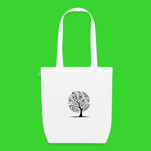 8391214 art tree design w - EarthPositive Tote Bag