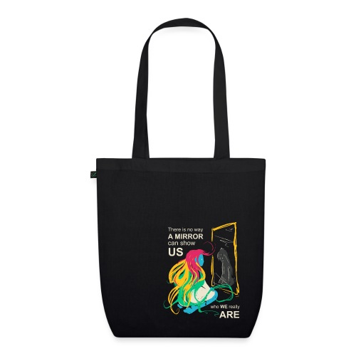 Mirrors - EarthPositive Tote Bag
