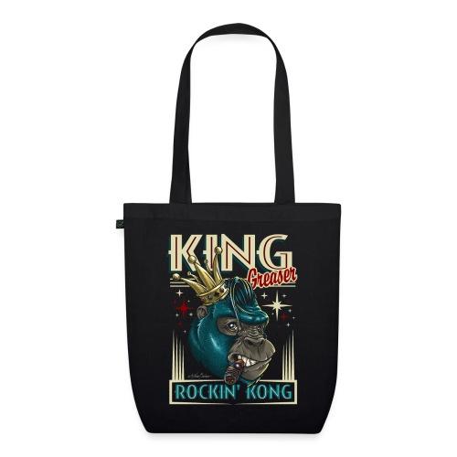 rockin kong - Bolsa de tela ecológica