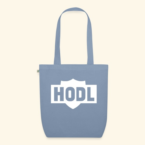 HODL TO THE MOON - Luomu-kangaskassi