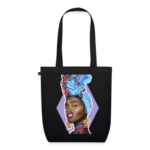 Mean Muggin 2 - EarthPositive Tote Bag