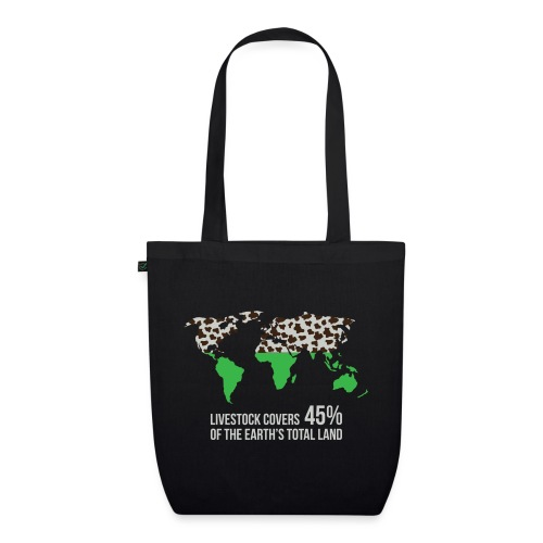 LivestockLand png - EarthPositive Tote Bag