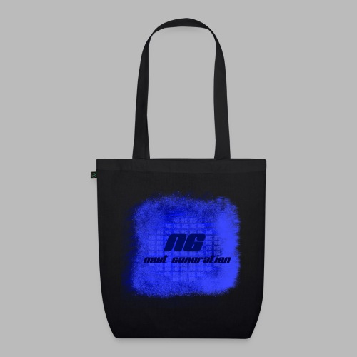 The blue bags - EarthPositive Tote Bag