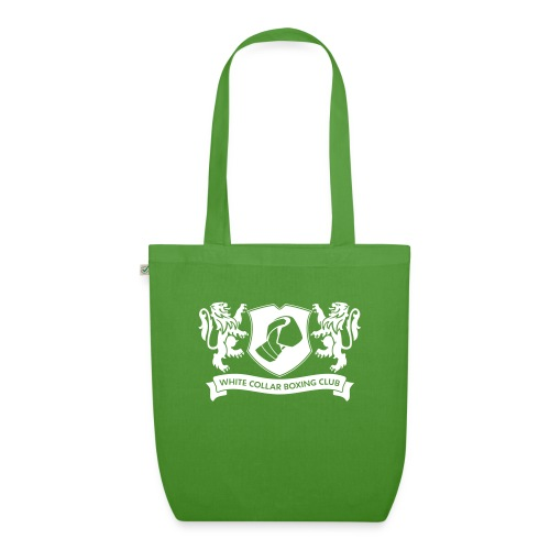 White Collar Boxing Sportsbag - Bio-Stoffbeutel