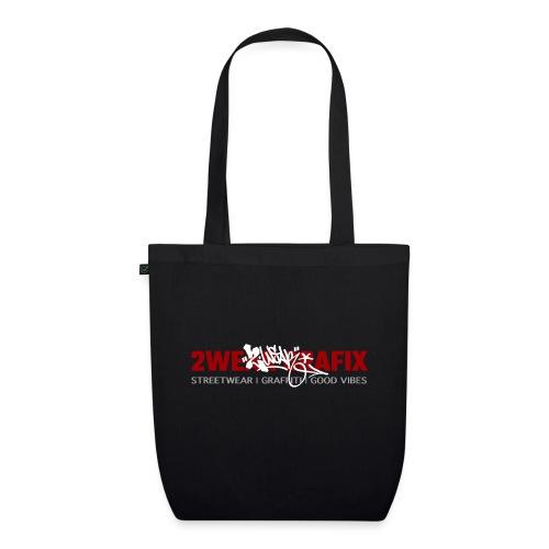 2wear grafix box logo - Øko-stoftaske