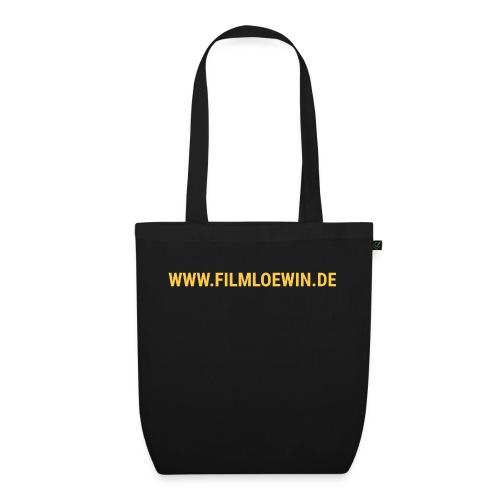 FILMLÖWIN - Bio-Stoffbeutel