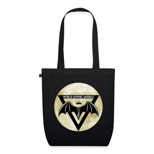 WGM Logo + Different is Beautiful | 2 Sided Design - EarthPositive Tote Bag