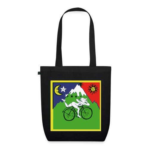Bicycle Day - Bio-Stoffbeutel