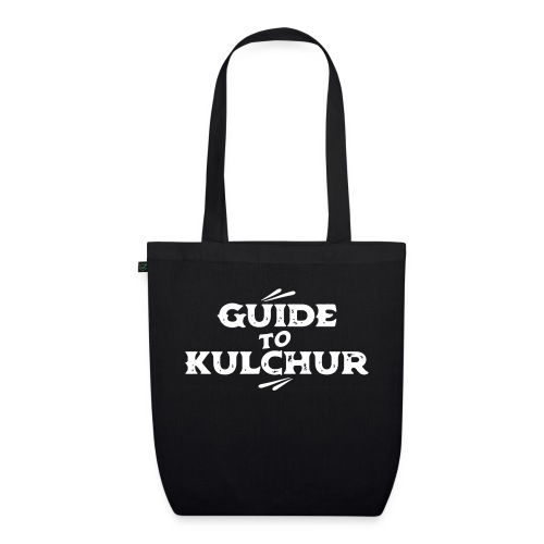 Guide to Kulchur / DECAMERON Film Festival - EarthPositive Tote Bag