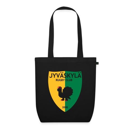 JRC Logo - Luomu-kangaskassi