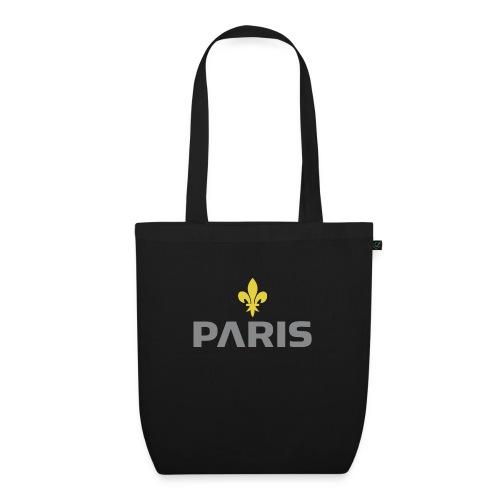 Paris Grey Lys Concept - Sac en tissu biologique