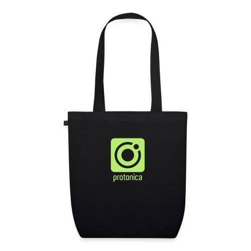 Protonica Logo Square - EarthPositive Tote Bag