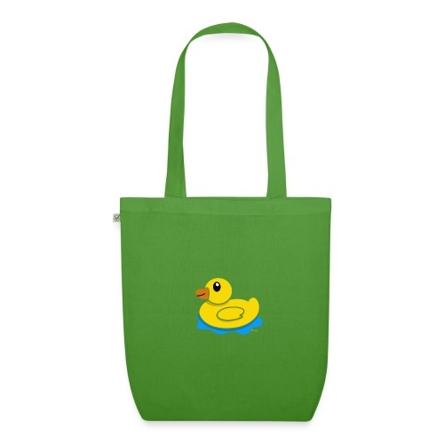Утёнок - Color - EarthPositive Tote Bag