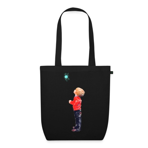 The Boy and the Blue - EarthPositive Tote Bag